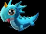 Dragon Eau