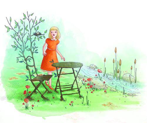 Lewis Carroll, Les Aventures d'Alice au pays des merveilles, Rose POUPELAIN