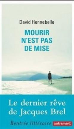 Couverture du livre : Mourir n'est pas de mise