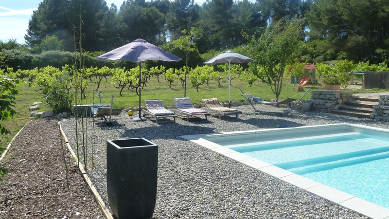 Admirable La piscine - Horizon des vacances LB-92