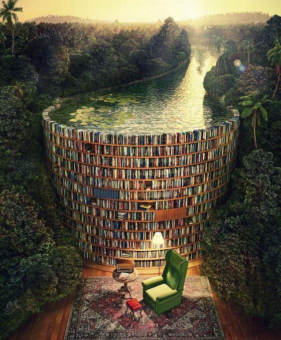 lire met l'eau à la tête ... mais pareil rien de mieux qu'un bain avec un livre: