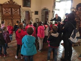 Sortie au Château de Belvoir et à la Basilique Jeanne Antide