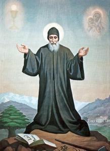 La lumière de Dieu: Saint Charbel Makhlouf