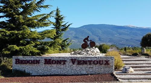 Mont Ventoux et villages