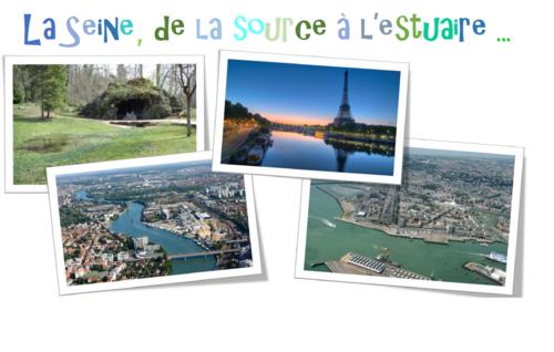 La Seine, diapo et fiches