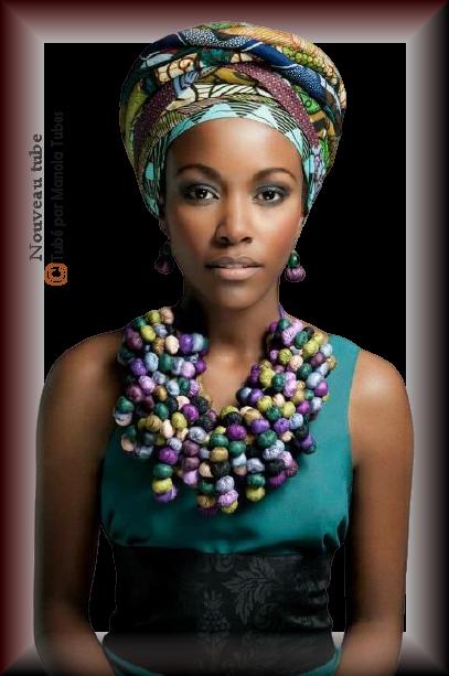 Tube femmes d'Afrique 2943