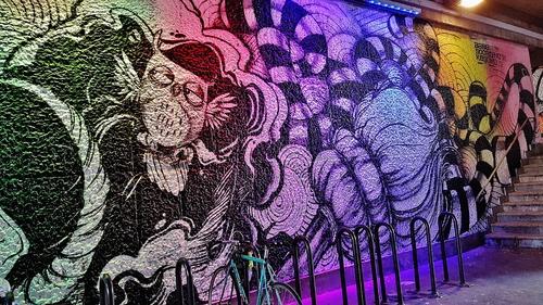 Street-Art dans mon quartier
