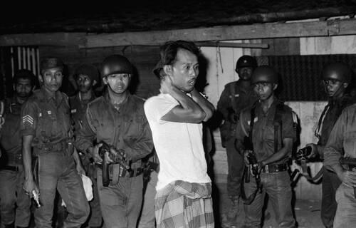 - Soutenu par Washington, le Massacre de la gauche indonésienne au nom de l'anticommunisme