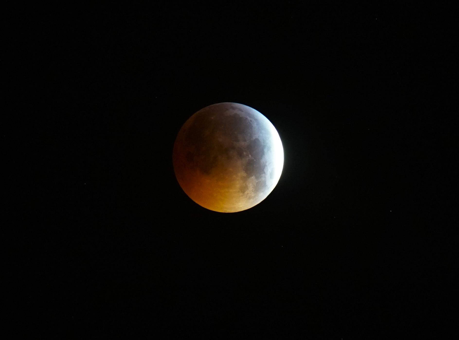éclipse 21-01-2019