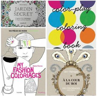 Tendance créative : le coloriage pour adulte