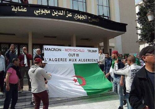 - ALGERIE : DE L'INSURRECTION PACIFIQUE CITOYENNE A LA RÉVOLUTION DÉMOCRATIQUE PATRIOTIQUE ET SOCIALE