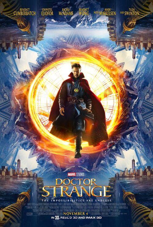 Doctor Strange : meilleur marvel??