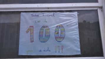 La fête du 100e jour - 2017