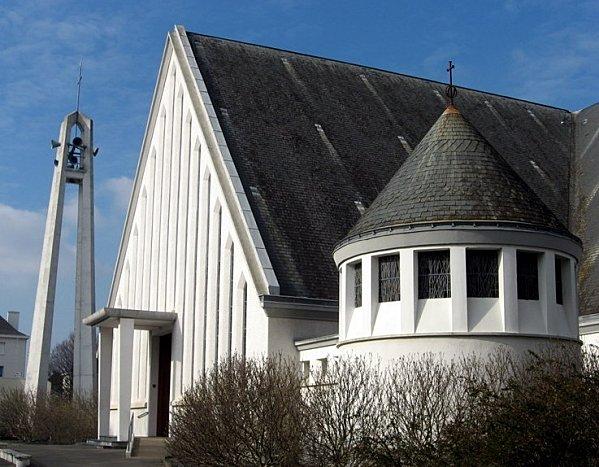 Eglise Saint Gohard - Saint Nazaire
