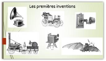Histoire CM2 : Un siècle d'innovations
