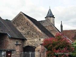 J 19 de l'Abbaye d'Acey à Dole