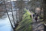La randonnée du 7 mars à Fleury-sur-Orne
