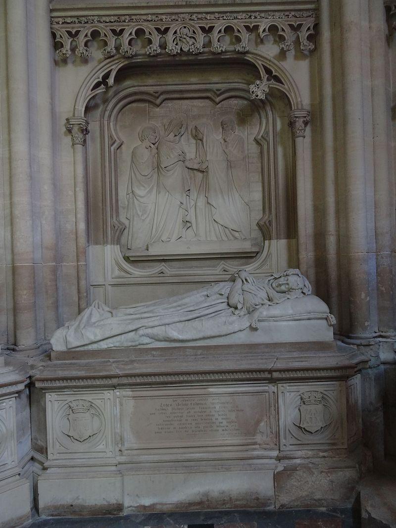 Tombeau d'Adélaïde d'Orléans (1777 - 1847) 1.jpg