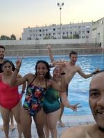 Entraînement natation V ATHLON 25.06.2019