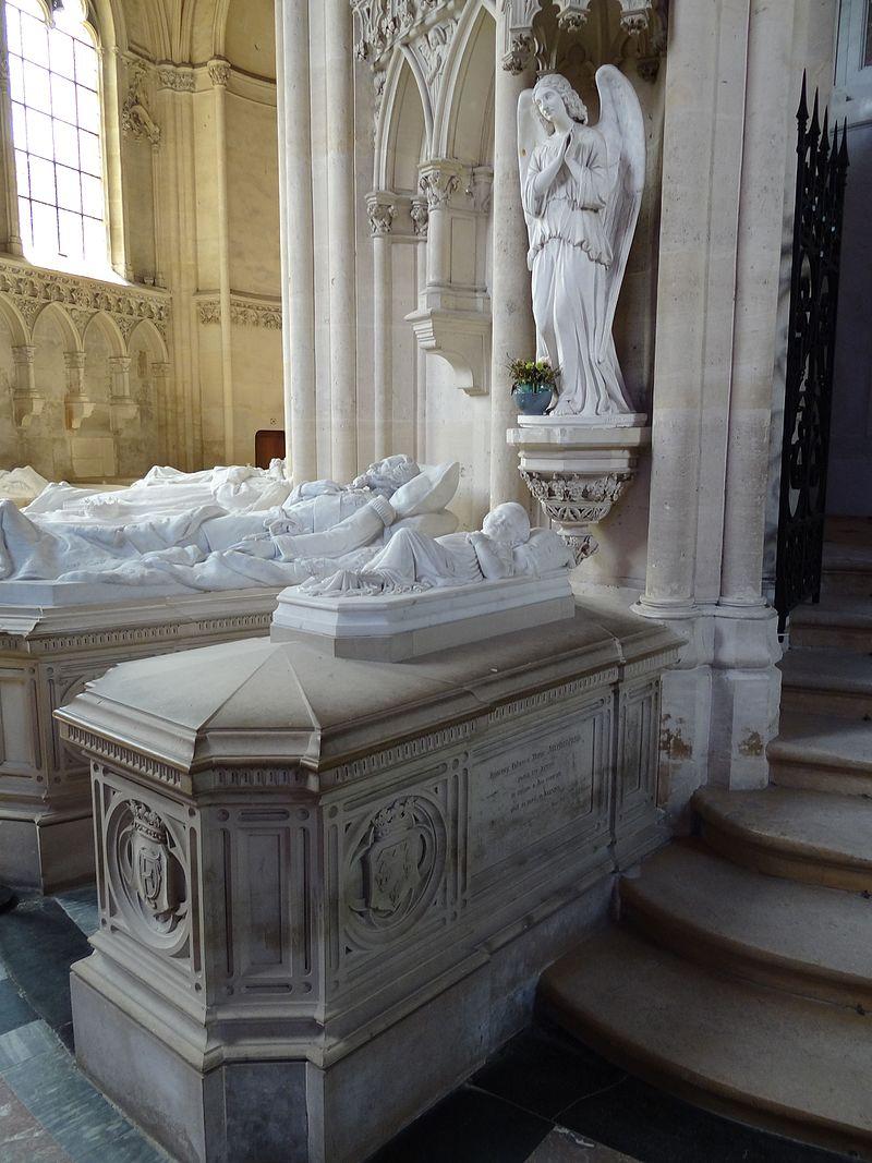Tombeau de Françoise d'Orléans (1816 - 1818) 1.jpg