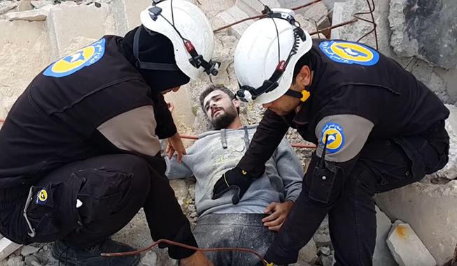 Syrie: Le MI6 est à l'origine du trafic d'organe !