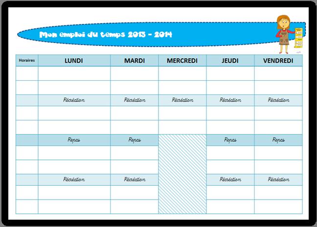 Unique Carnet De Bord Enseignant à Imprimer JS46 | Montrealeast TI61