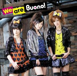Détails : Buono! - We Are Buono!