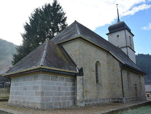 image illustrative de l'article Chapelle Saint-Joseph-aux-Bassots de Villers-le-Lac