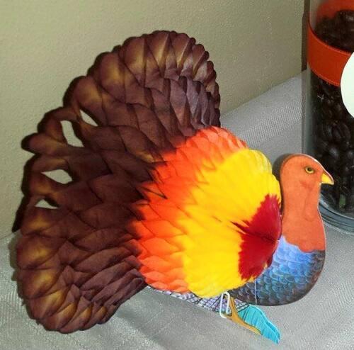 Quelques idées de plats pour le dinner de Thanksgiving.