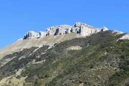 8 Octobre - tour des rochers de Sausse.