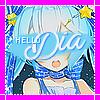 Commande de Hello Dia