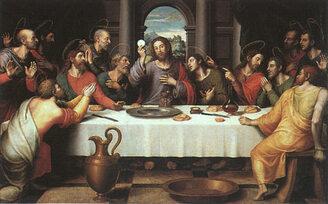 """Résultat de recherche d'images pour """"image repas de yeshoua jesus"""""""