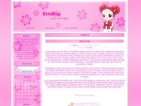Nouveau thème : Magical pink