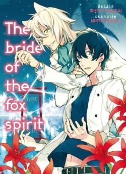 #Oct2 - The bride of the fox spirit