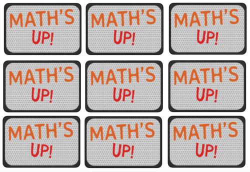 Math's Up!