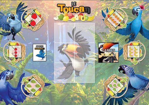 Le jeu du Toucan