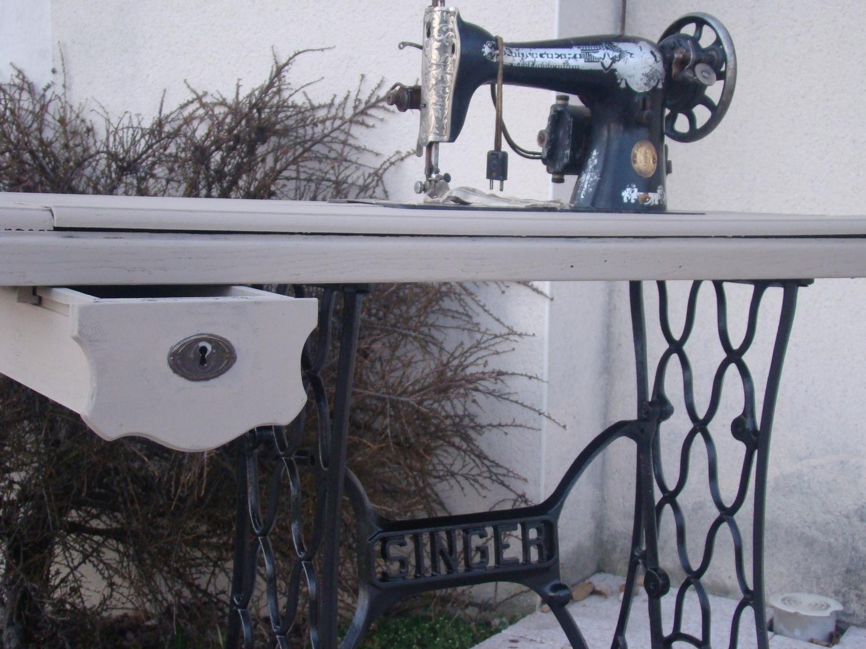 Machine A Coudre Ancienne je rénove une vieille machine à coudre. - lavéro