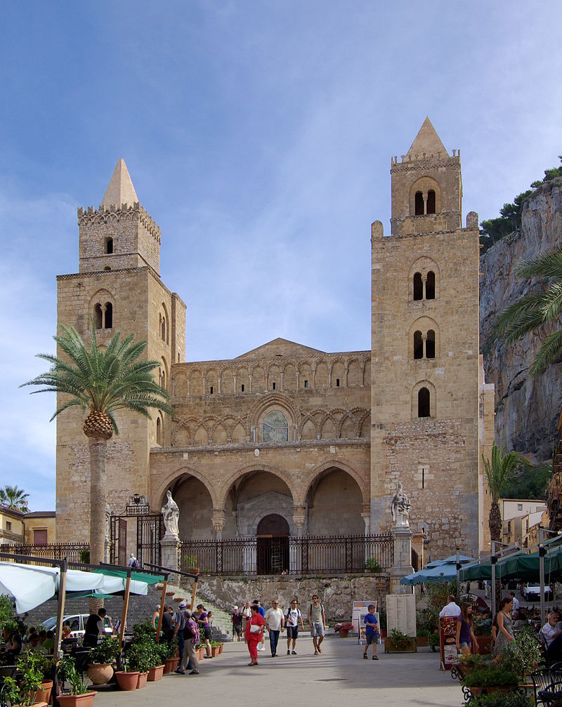 Image illustrative de l'article Cathédrale de Cefalù