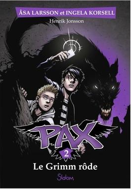 #Oct14 - Pax T2 Le grimm rode