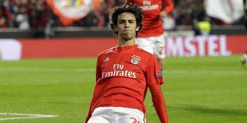 Benfica Buka Peluang Berpisah dengan Joao Felix