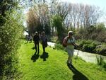 La randonnée du 9 avril à Courseulles-sur-Mer