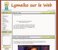 Lymeiko sur le web
