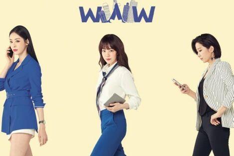 Review Drama] Search: WWW • K.OWLS