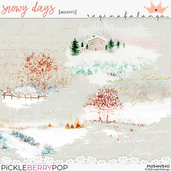 SNOWY DAYS SORTIE PBP 7 JANVIER OSCRAP LE 10 Rf-sno15