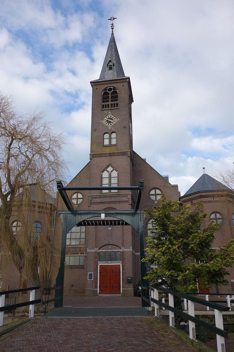 De Sint-Vincentiuskerk