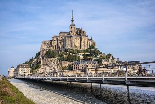 2- Mont-Saint-Michel