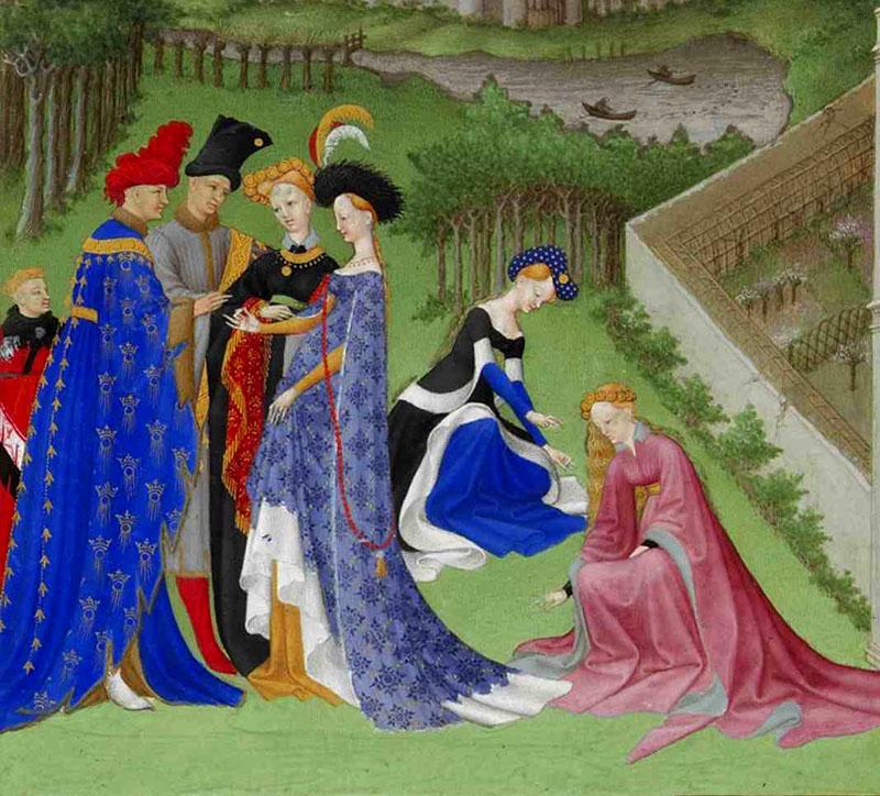 La Femme Médiévale - Histoire des Femmes