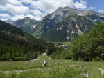 Via de la cascade de la fraîche - Pralognan la Vanoise (73)
