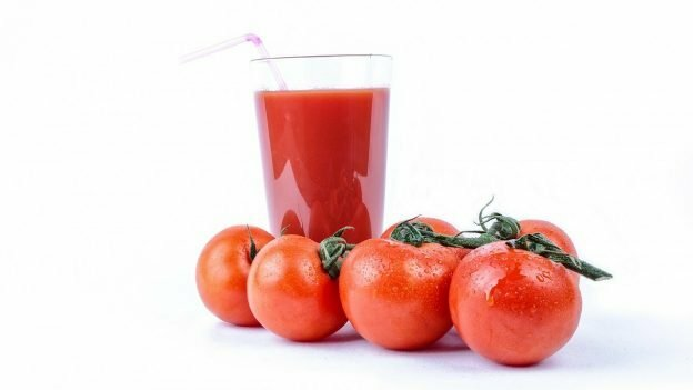 Влияет ли томатный сок на сахар в крови