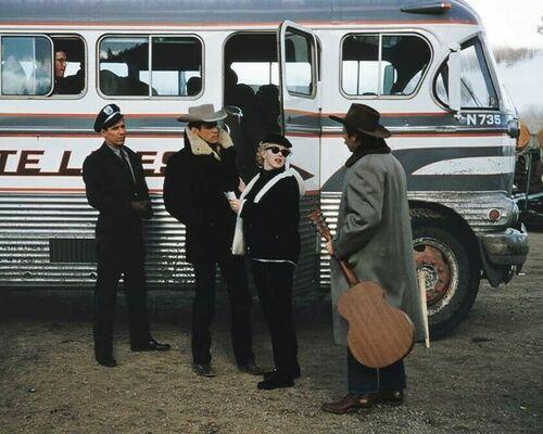 "Don Murray dans ""Bus Stop""."
